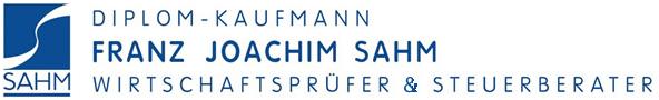 Franz Joachim Sahm, Wirtschaftsprüfer und Steuerberater Elmshorn